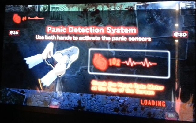 Panic Detection System